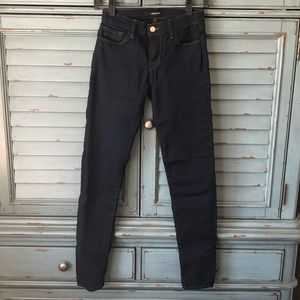JBrand Skinny Jeans Mid Rise in Ink